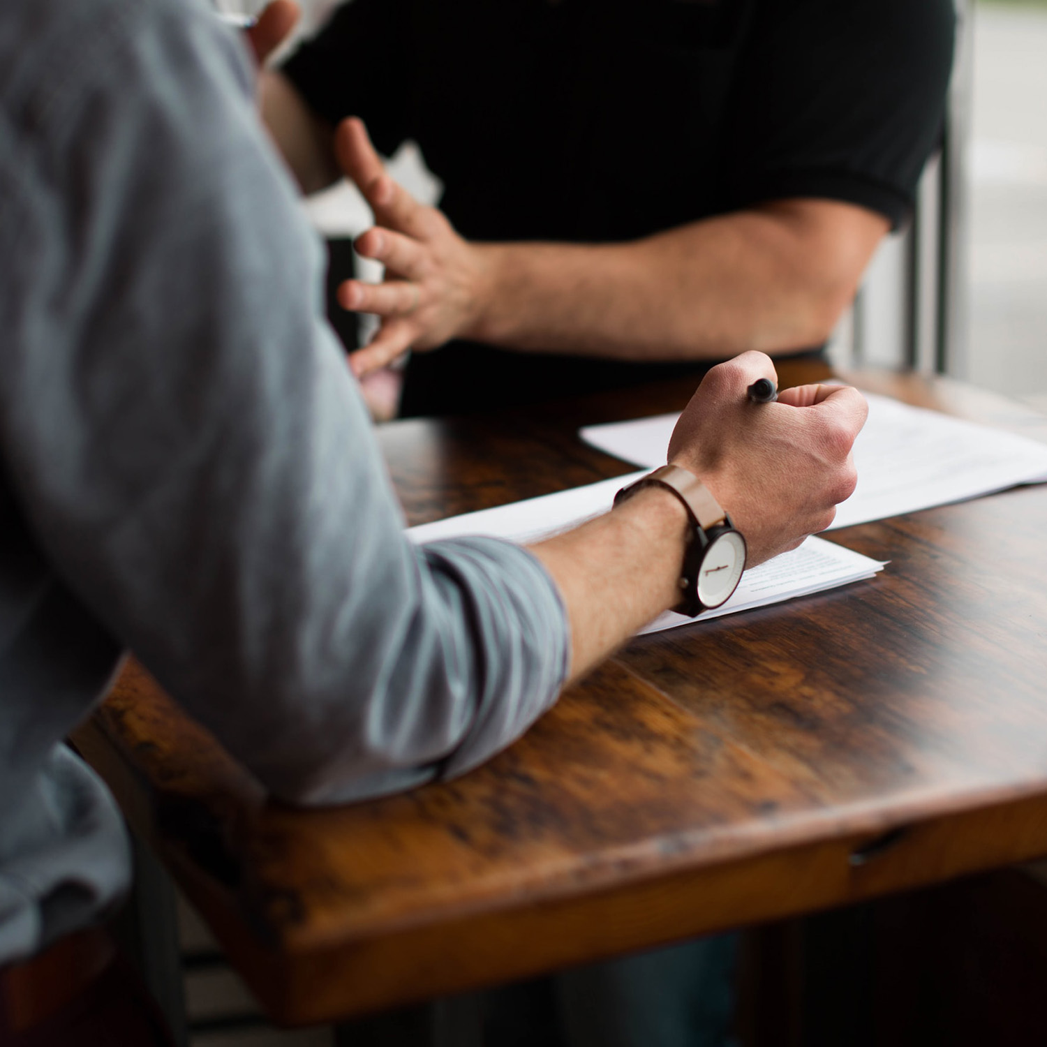 STRENGTHEN YOUR BUSINESS Meetings